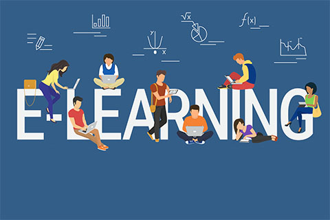 logo elearning flyingeye
