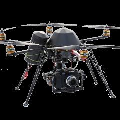 Drones et packs