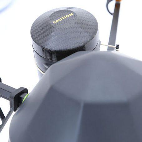 parachute drone