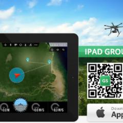 Datalink – pilotage par waypoints sur PC / iPad