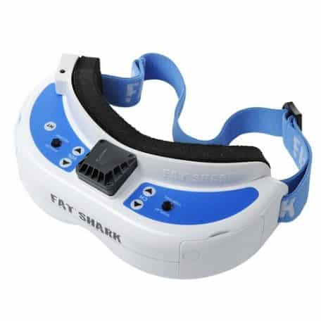 lunettes video fatshark dominator v3