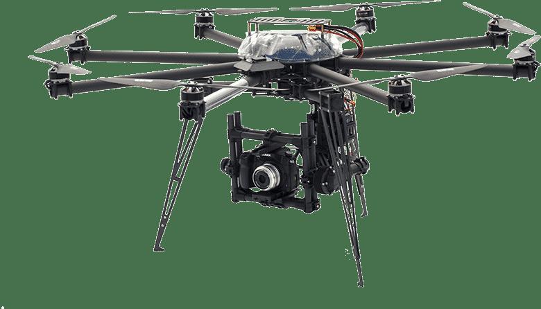 cinecopter ii