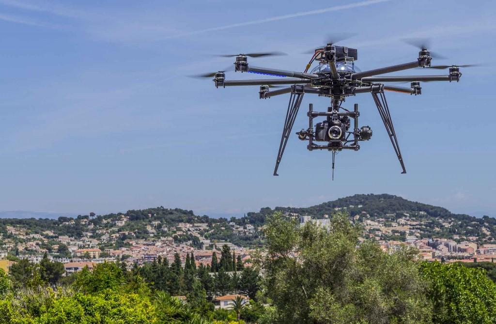 drone cinema movi
