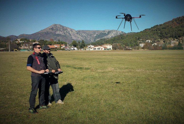 formation télépilote drone civil