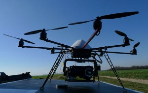 Conception d'un drone thermographique