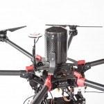 Parachute de secours (drone 8kg)