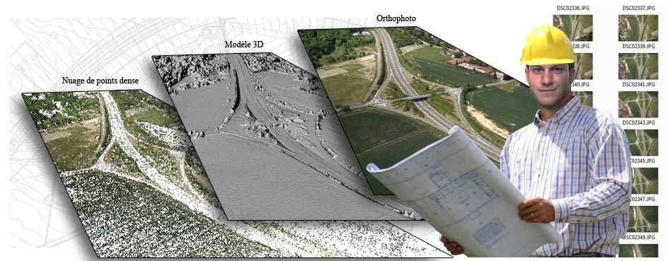 Flying Eye lance des nouvelles formations techniques, photogrammétrie et thermographie par drone
