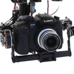 Caméras et nacelles