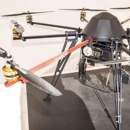Octo Drone