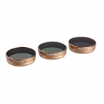 Pack 3 filtres POLAR PRO pour Phantom 4