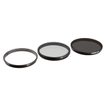 Pack 3 filtres ND/Polarisant pour caméra X5, X5S et X7