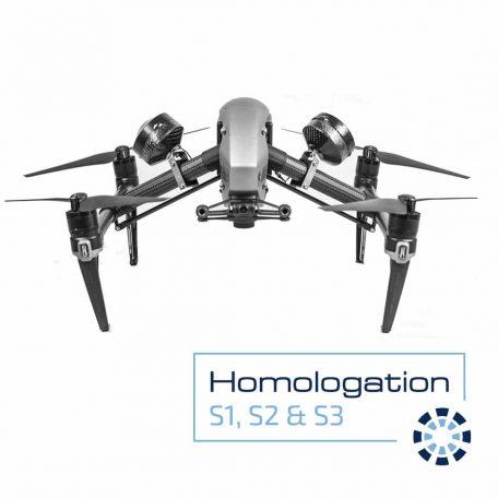 homologation INSPIRE 2