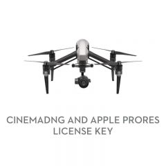 licences Apple ProRes et CinemaDNG