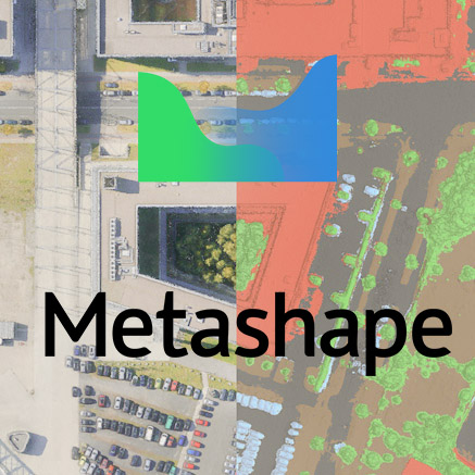 logiciel photogrammetrie Agisoft Metashape