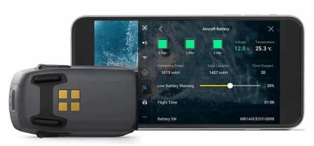 batterie intelligente