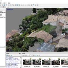 Formation au logiciel de photogrammétrie Agisoft Metashape
