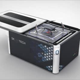 Azur Drones rachète Skeyetech