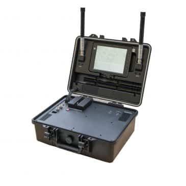 Système de détection anti drone DJI Aeroscope