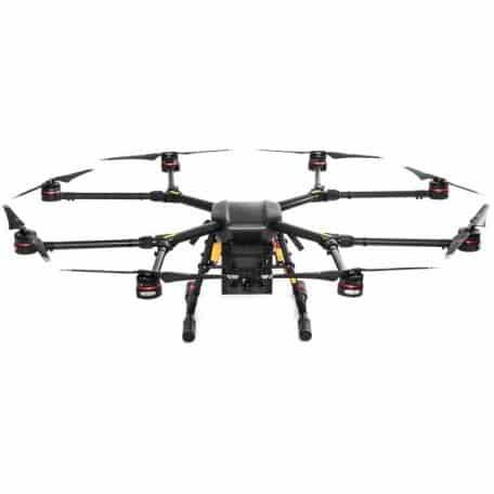 Le Wind 8, un octocopter d'1,5 mètres !