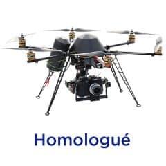 hexacopter homologué