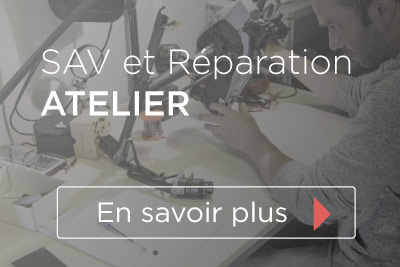 réparation, conception drone