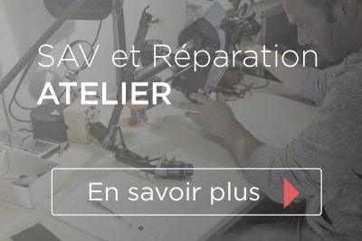 réparation, conception drone