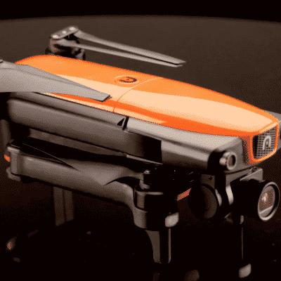 capteur 1 pouce drone