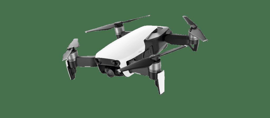 drone débutant mavic