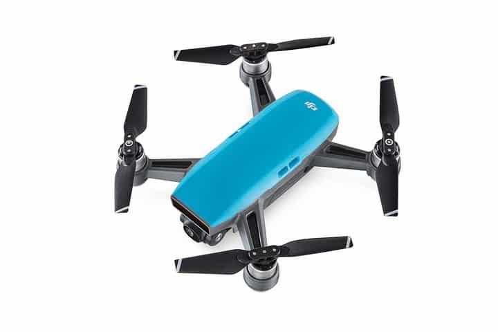 drone débutant spark