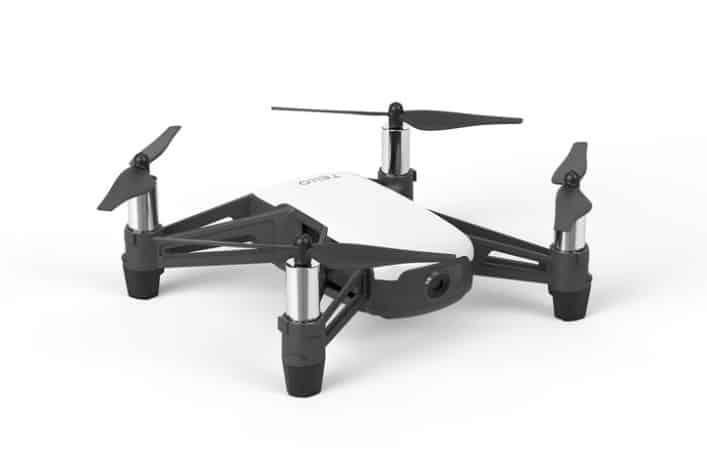 drone débutant tello