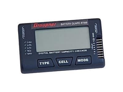 Battery Guard Graupner
