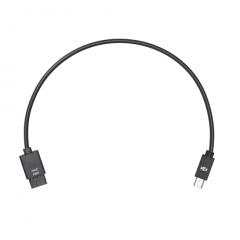 Câble (mini USB) de contrôle multicaméras DJI Ronin-S