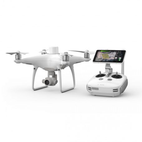 DJI Phantom 4 RTK drone photogrammetrie