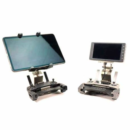 support Mjolnir Duo pour radio DJI et Crystalsky - LifThor