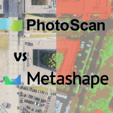 Agisoft Metashape vs Photoscan