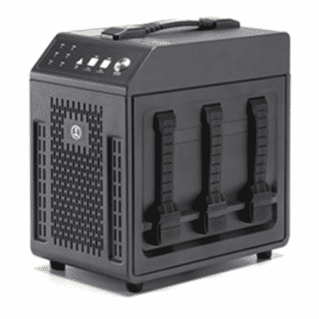 chargeur Agras 6 ports