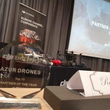 flying eye dji partner of the year