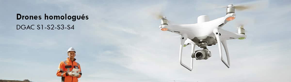 drones homologués DGAC