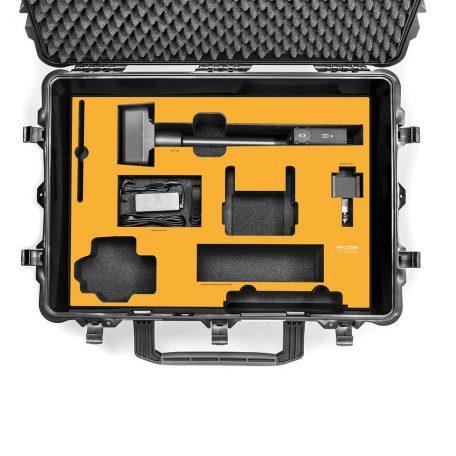 HPRC phantom 4 rtk avec base mobile D-RTK