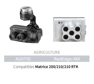 camera agriculture multispectral