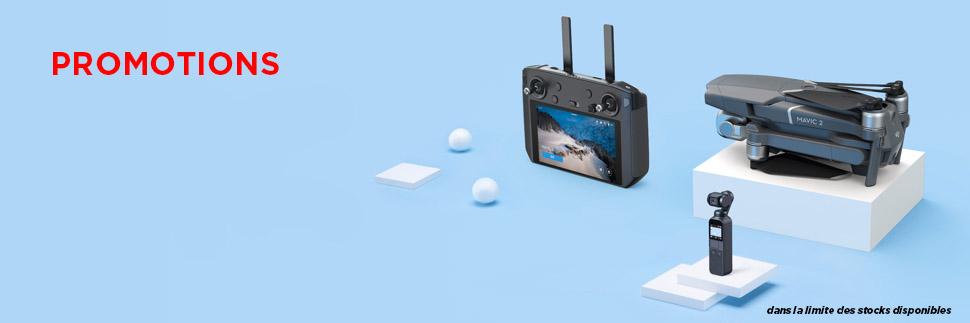promotion drone dji