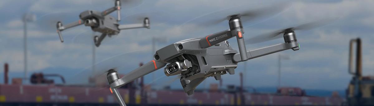 gamme drone dji Mavic 2
