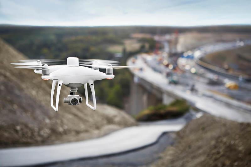 Phantom 4 RTK un drone d'observation aérienne