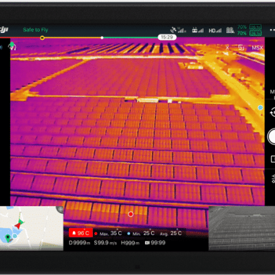 Formation thermographie par drone