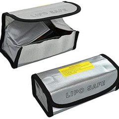 sac anti feu batterie lipo