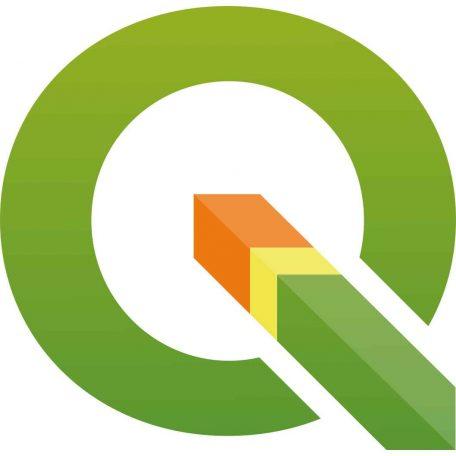 Logo QGIS