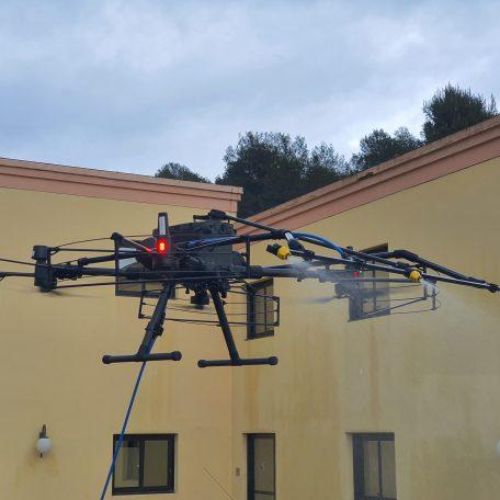 kit pulvérisation DJI Matrice 300 RTK
