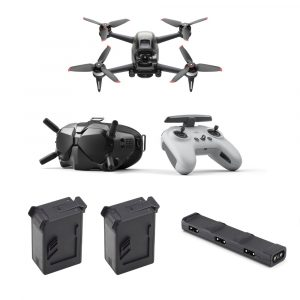 Drone DJI FPV Combo + Fly More Kit