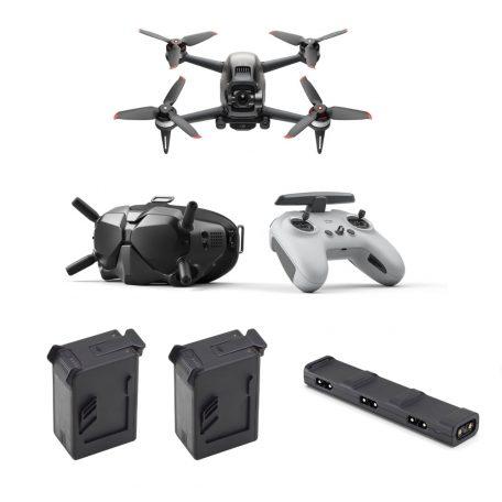 Drone DJI FPV Combo + Fly More Kit