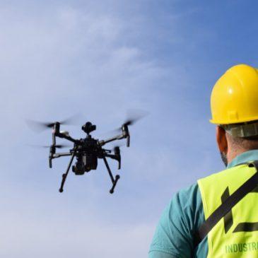 Énergie éolienne et drones